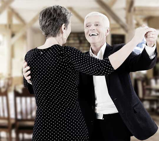Tanz im Marstall Neubrandenburg für Senioren