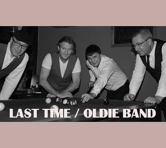 Oldieband Last time spielt auf der Frauentagsparty