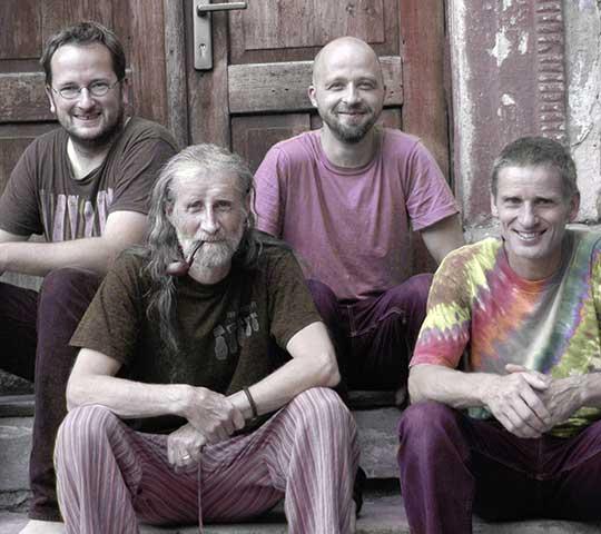 Bluesband Dietmar & Klaus tritt im Marstall Neubrandenburg am 4. April 2020 auf