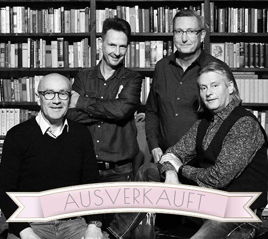 Konzert mit der Band Last Time im Marstall Neubrandenburg am 14.03.2020 ist ausverkauft.