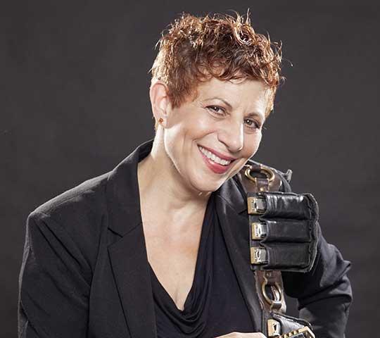 Kat Bloun – Bluessängerin tritt im Marstall Neubrandenburg auf