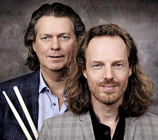 Boogie Woogie Duo mit Niels von der Leyen und Andreas Bock