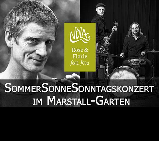 NOLA im Live-Konzert im Marstall Neubrandenburg